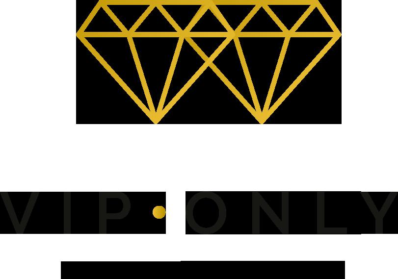 Vip only logo